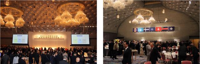 東京六大学野球連盟創設90周年記念式典・祝賀会の様子2