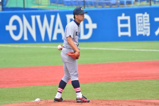 0529早稲田② 慶早戦の大舞台で、初めて先発を任された髙橋佑